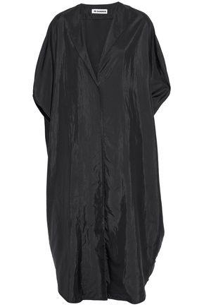JIL SANDER Shell midi dress