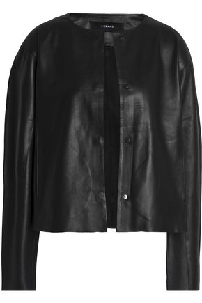 J BRAND Cecilia leather jacket