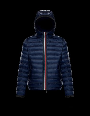 MORVAN Dark blue Down Jackets