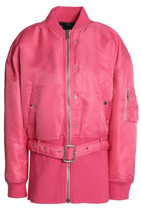 OPENING CEREMONY Shell bomber jacket