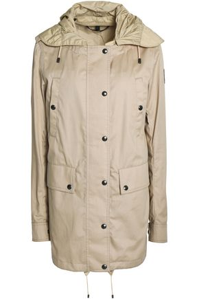 BELSTAFF Cotton-twill hooded jacket