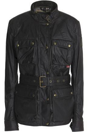 BELSTAFF Waxed-cotton jacket