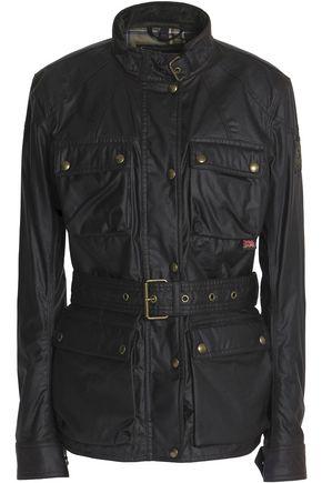 BELSTAFF Waxed-cotton jacket