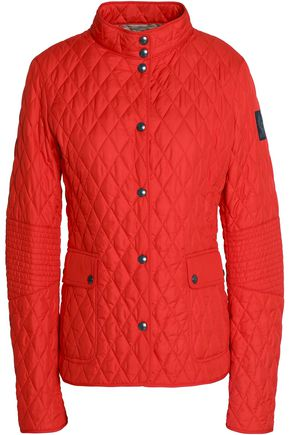 BELSTAFF Quilted shell jacket