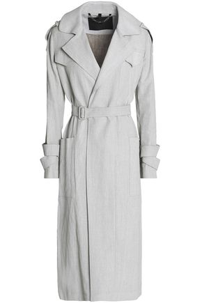 BELSTAFF Linen trench coat