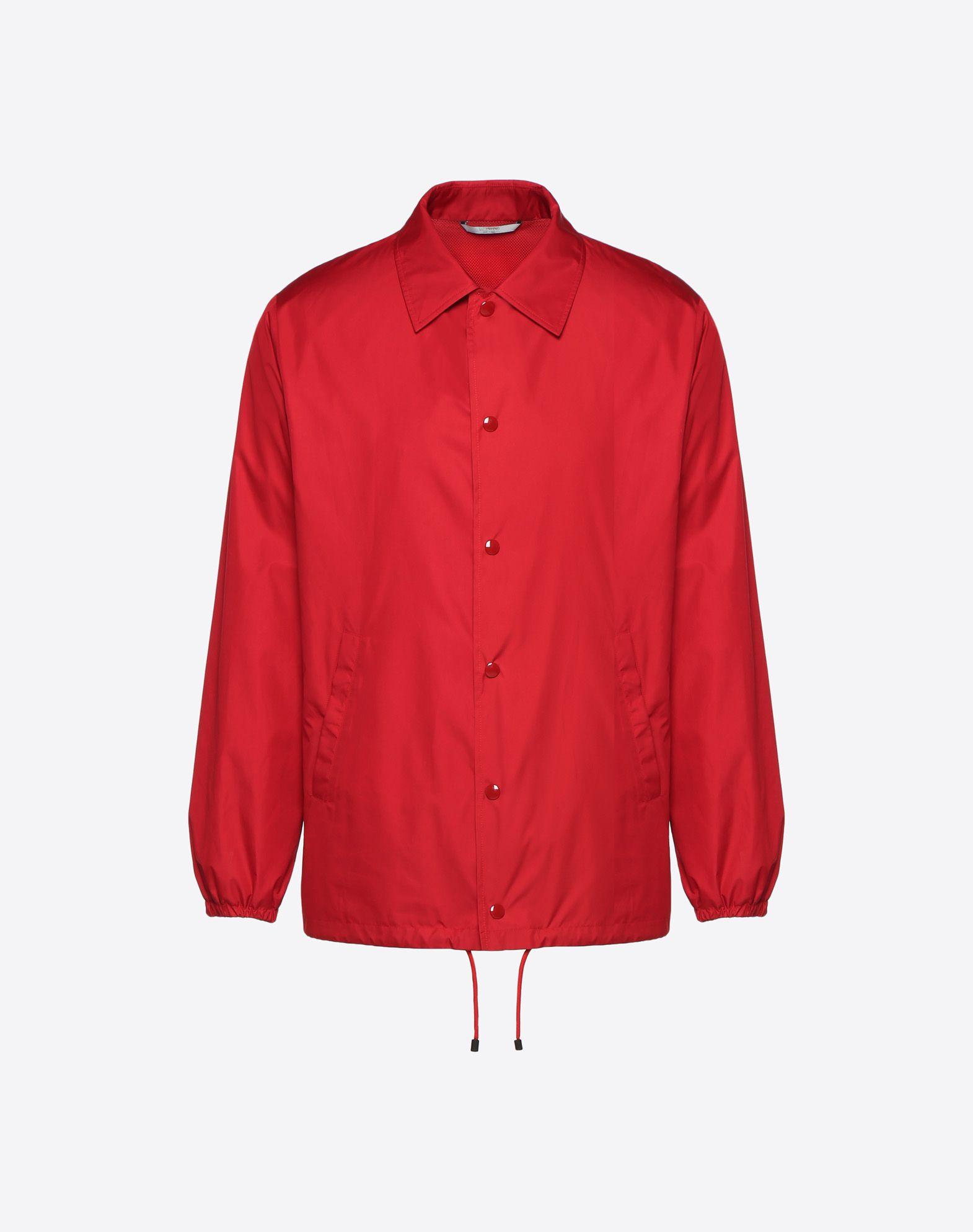 """Coach jacket with VLTN print   """