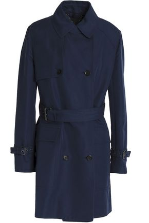BELSTAFF Double-breasted cotton trench coat