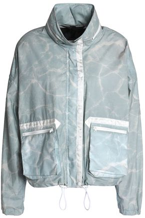 BELSTAFF Tie-dye cotton jacket