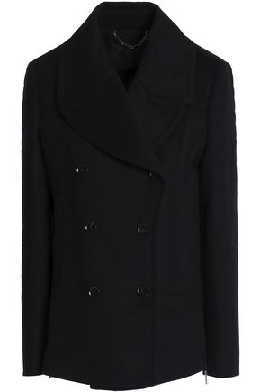 BELSTAFF Double-breasted wool and cashmere-blend coat