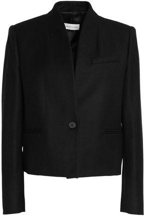 ISABEL MARANT ÉTOILE Checked wool-blend jacket