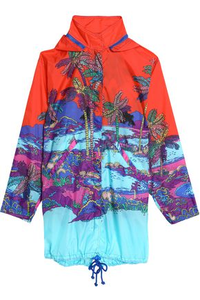 EMILIO PUCCI Printed shell jacket
