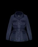 MONCLER TOURMALINE - Overcoats - women
