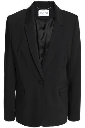 CLAUDIE PIERLOT Violaine crepe blazer