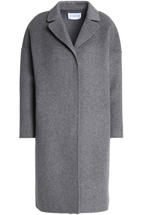 CLAUDIE PIERLOT Mélange wool-blend coat