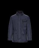 MONCLER SERAN - Overcoats - men