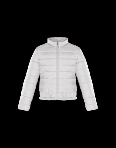 MONCLER ABRICOT - Short outerwear - women