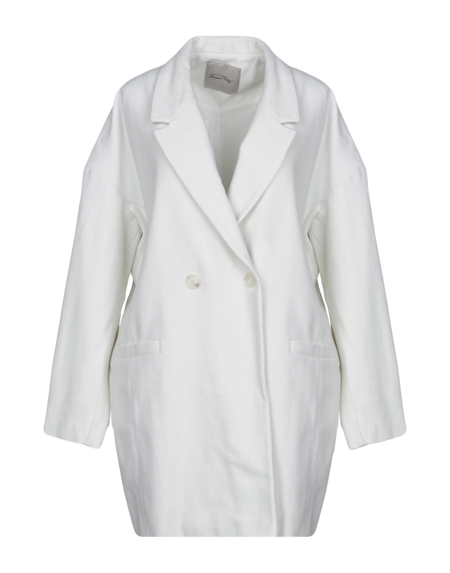 AMERICAN VINTAGE Coat in Light Grey