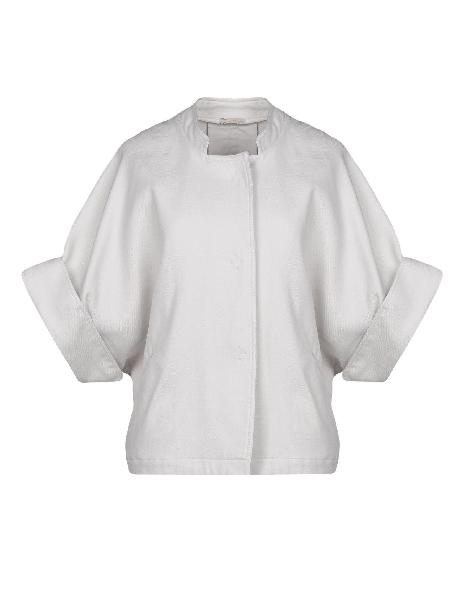 JUPE DE SATIN Куртка jupe de satin пальто
