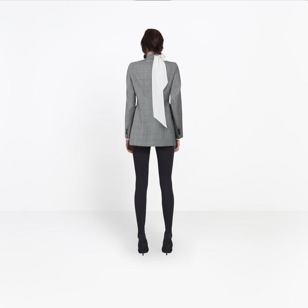 BALENCIAGA Jacke Damen Jacke in Sanduhrenform h