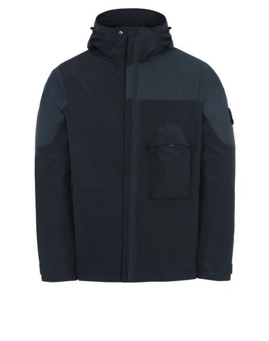 STONE ISLAND Jacke 426F1 GHOST PIECE_TANK SHIELD FEATURING MULTI LAYER FUSION TECHNOLOGY