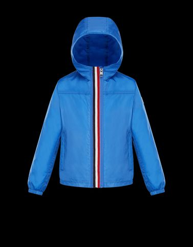 moncler blue fronsac jacket
