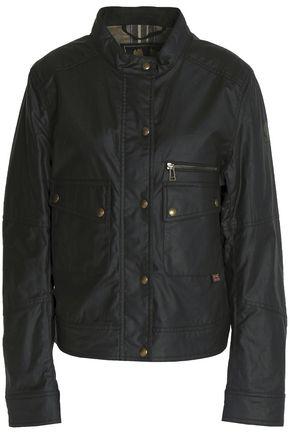 BELSTAFF Coated-cotton jacket