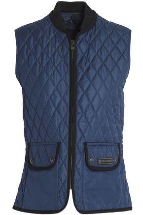 BELSTAFF Quilted shell vest