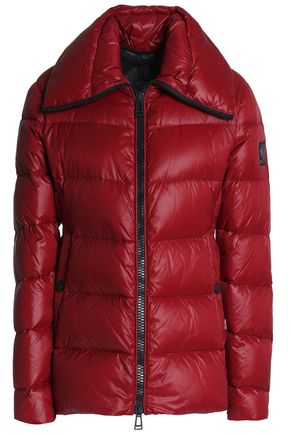 BELSTAFF Quilted shell down jacket