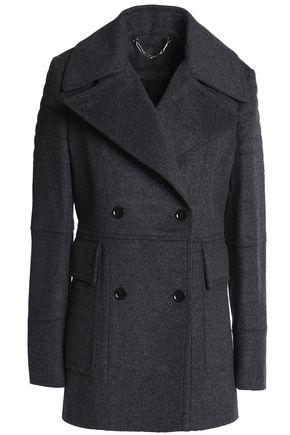 BELSTAFF Wool and cashmere-blend coat