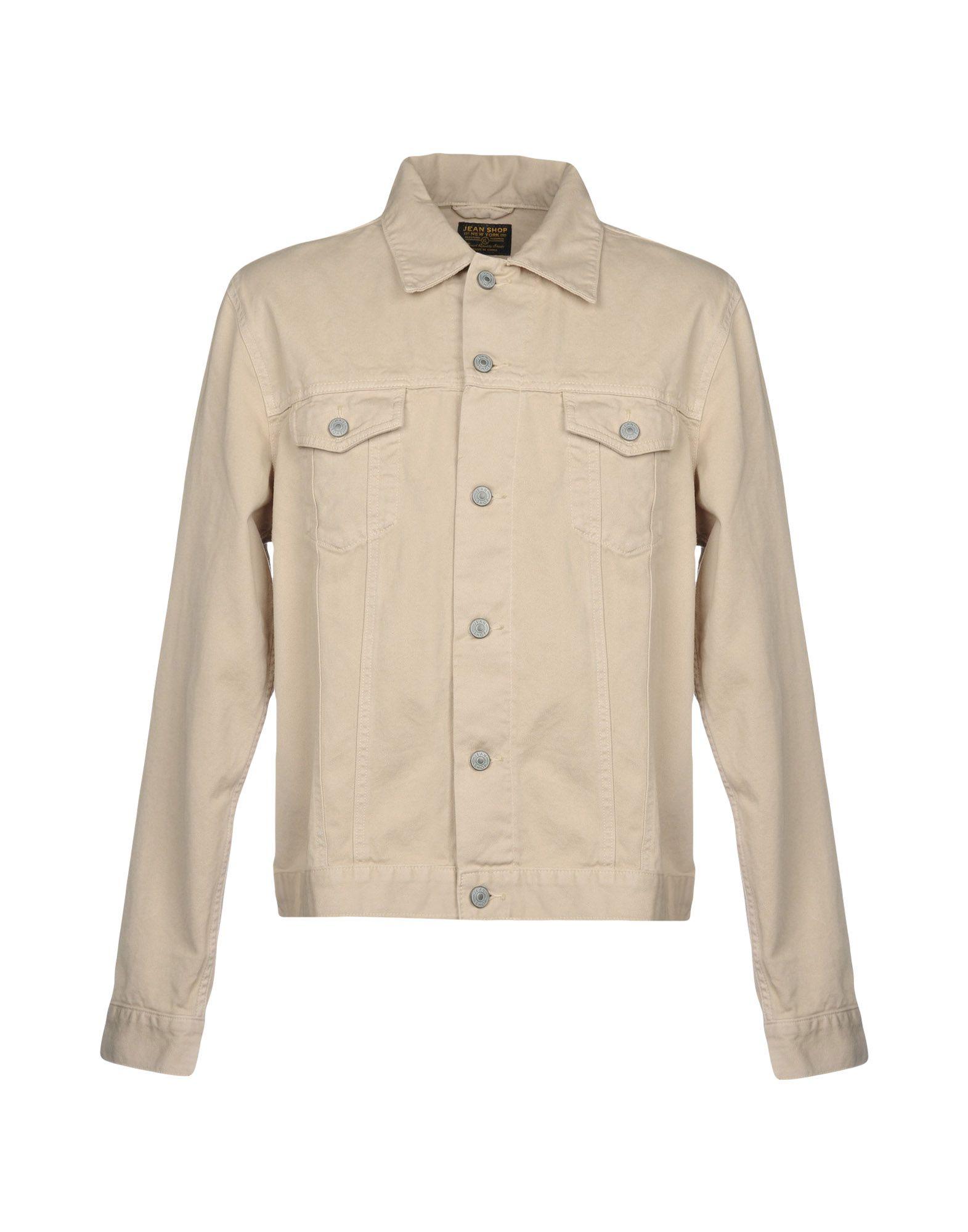 JEAN SHOP Jacket in Beige