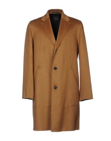 THEORY Manteau long homme