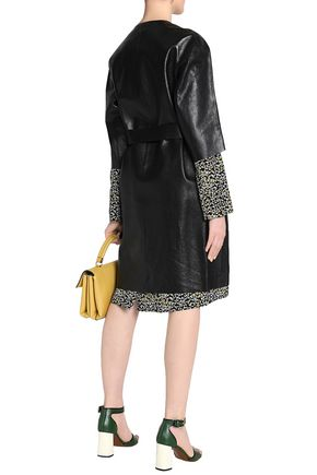 MARNI Leather coat