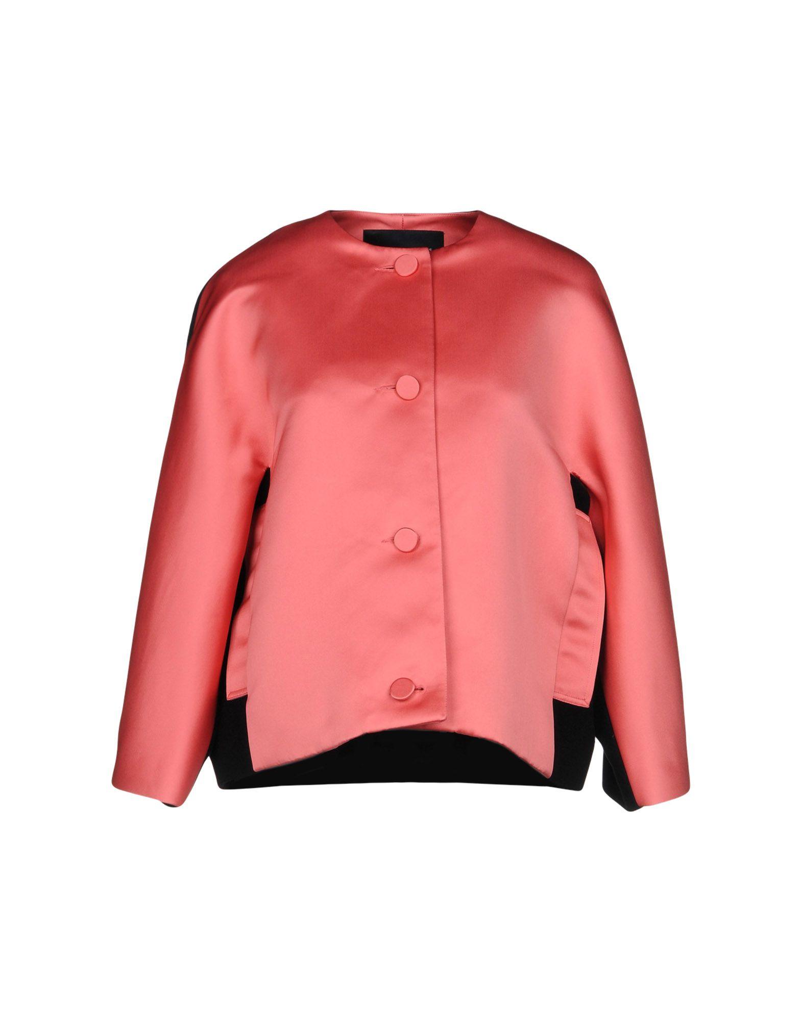 JONATHAN SAUNDERS Пальто jonathan simkhai повседневные шорты