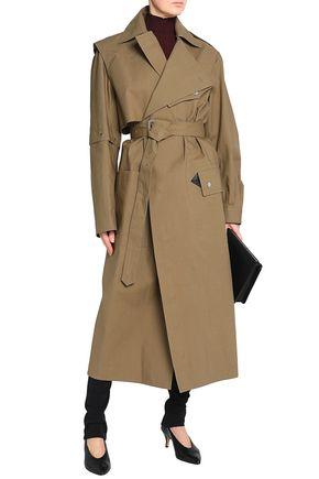 JOSEPH Cotton-blend trench coat