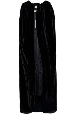 RICK OWENS Velvet cape