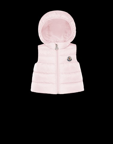 NEW SUZETTE Pink Category Waistcoats Woman