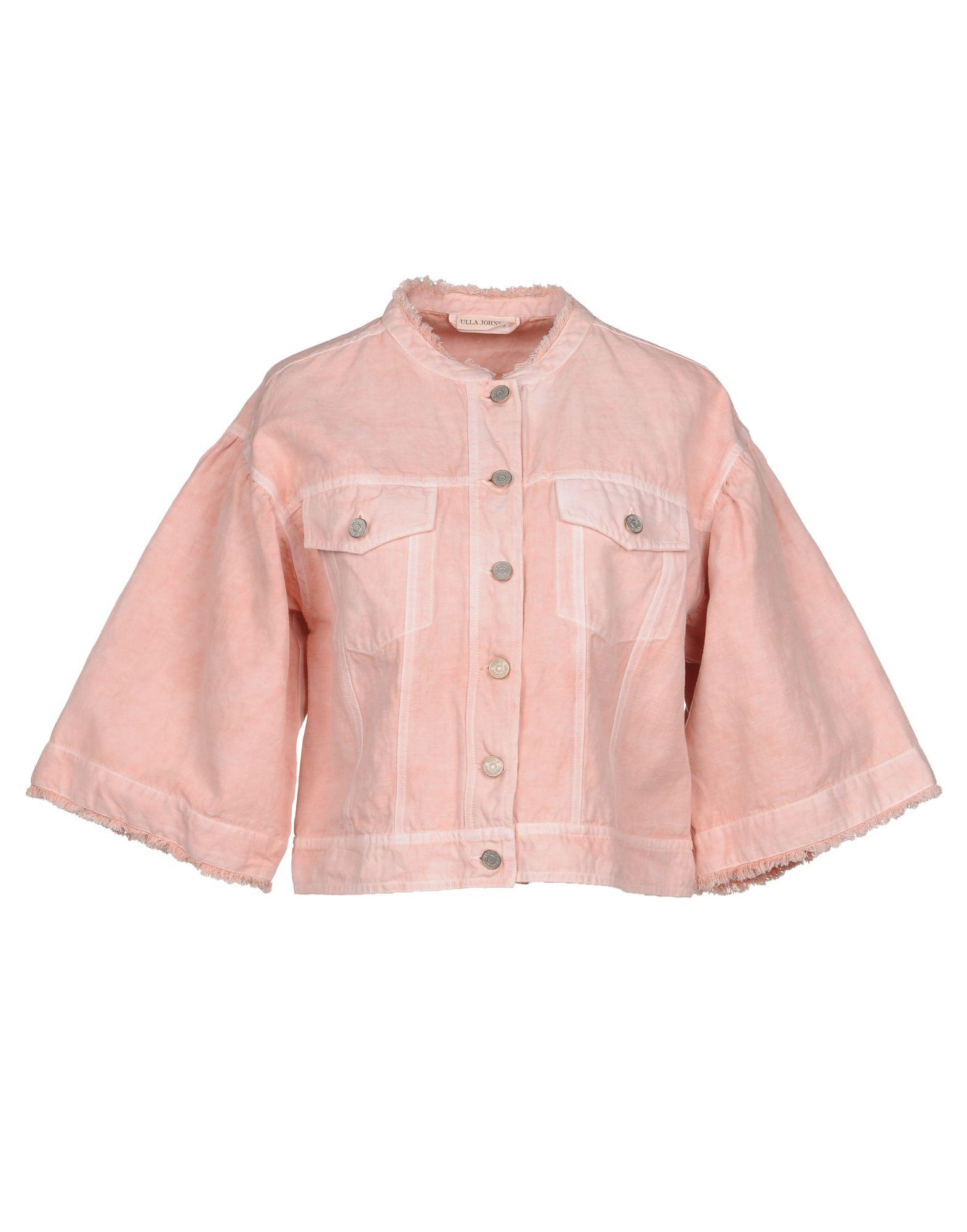 ULLA JOHNSON Куртка цена 2017