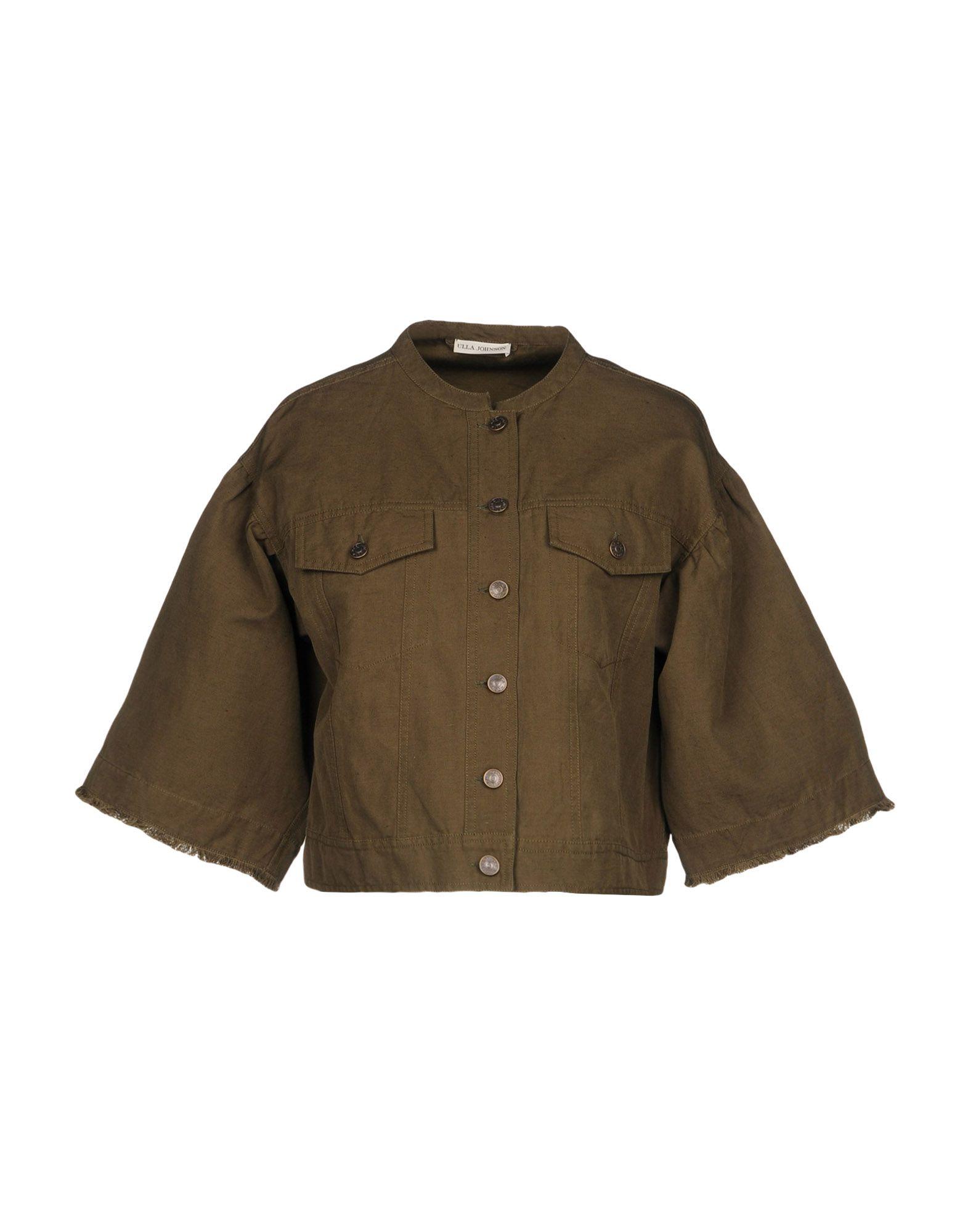 ULLA JOHNSON Куртка недорго, оригинальная цена