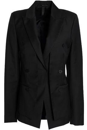 DION LEE Wool-twill blazer
