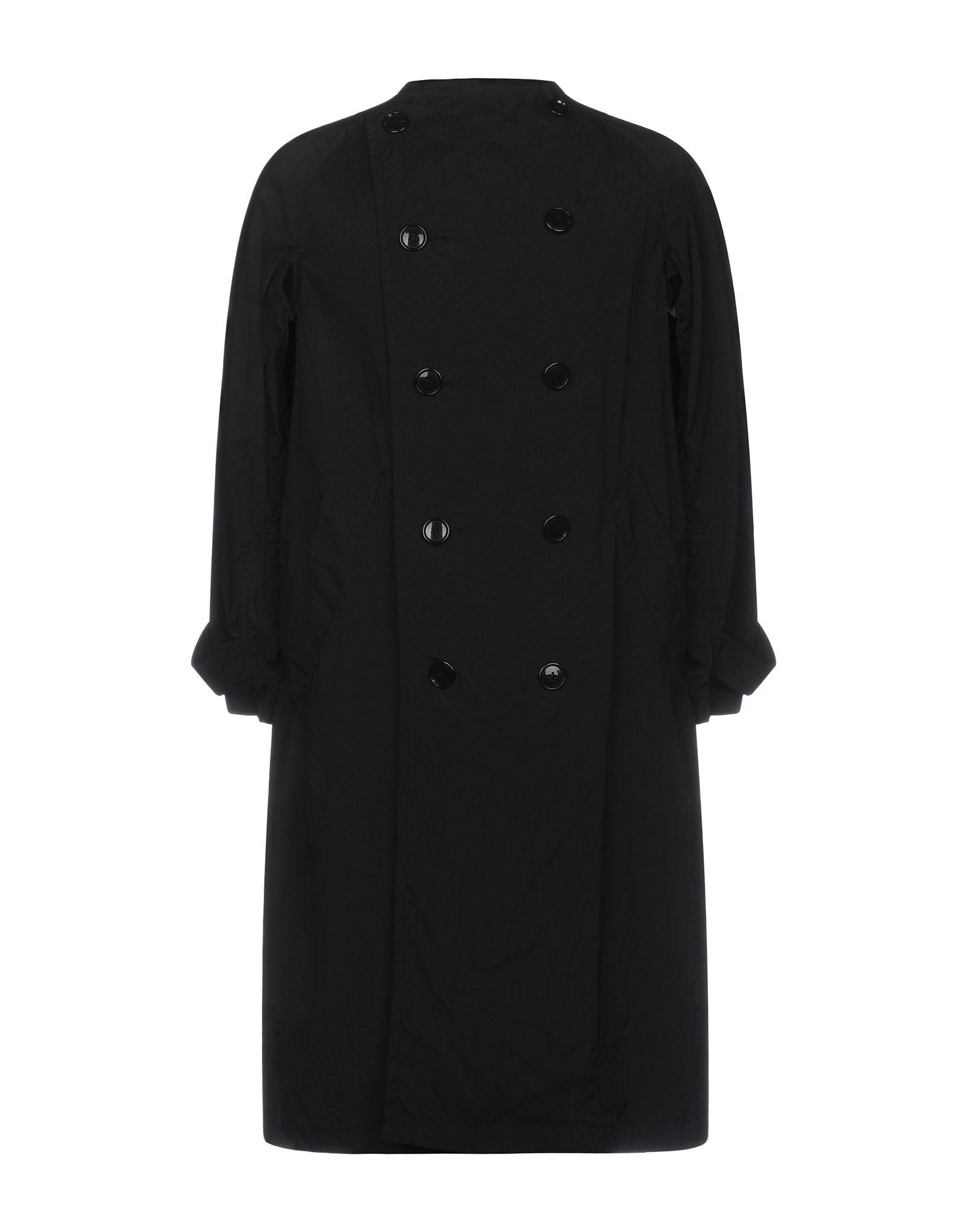 《セール開催中》ZUCCA メンズ ライトコート ブラック M ナイロン 100%