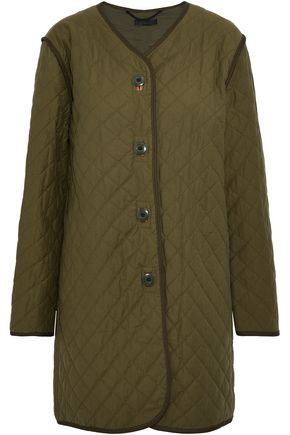 RAG & BONE Quilted shell coat