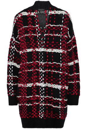 RAG & BONE Dawson bouclé-knit wool-blend coat