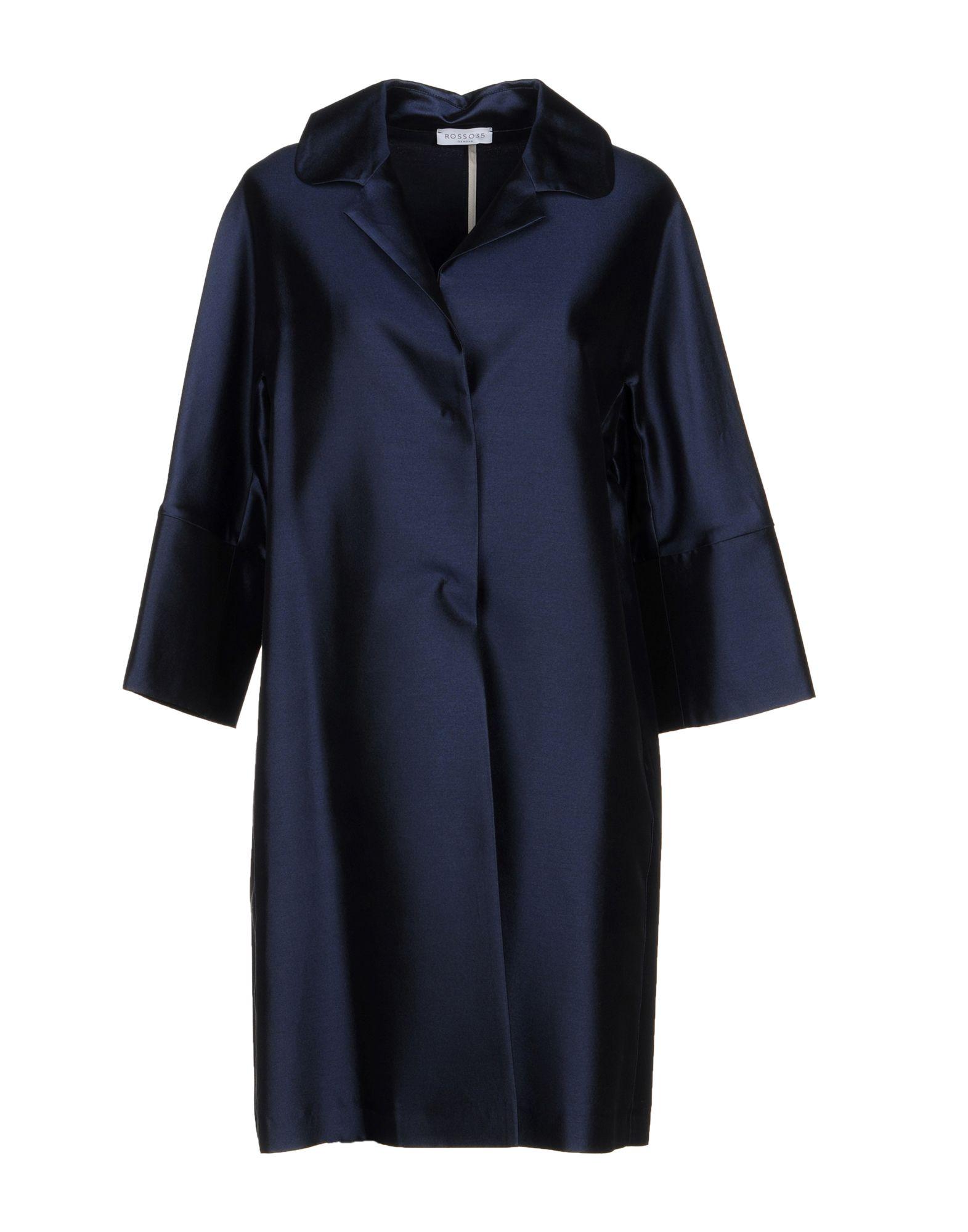 ROSSO35 Легкое пальто