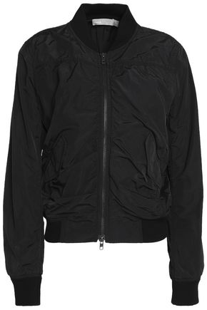 VINCE. Cotton-blend bomber jacket