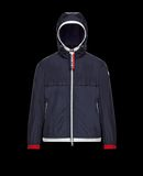MONCLER ALSHAT - Overcoats - men
