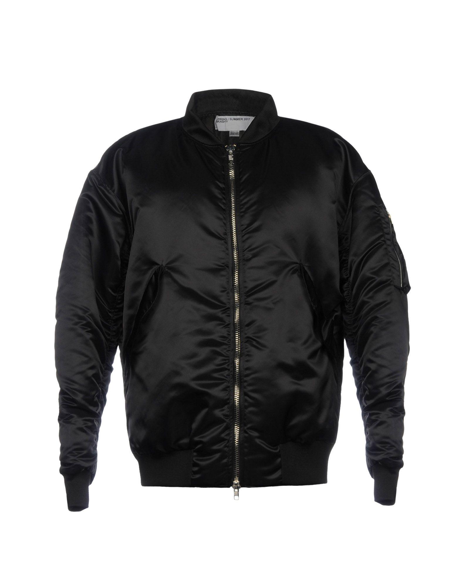 BRASHY Jackets in Black