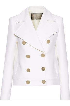 GIAMBATTISTA VALLI Double-breasted wool blazer