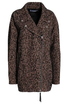 T by ALEXANDER WANG Tweed coat