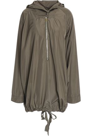 STELLA McCARTNEY Shell hooded jacket