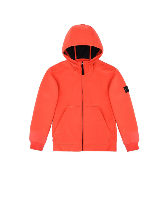 STONE ISLAND KIDS Jacket 40234 LIGHT SOFT SHELL-R